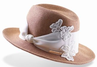 高嶺の花1 石原さとみ衣装の白リボン帽子