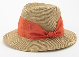 高嶺の花2 石原さとみ衣装のオレンジリボン帽子