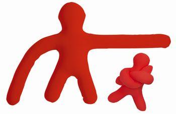 絶対零度1 本田翼ちゃん赤の人形