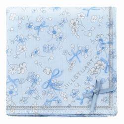 ジルスチュアート2020年発売ハンカチ サムシングピュアブルー