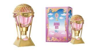 アナスイ(ANNA SUI)【2021春新作/気球フレグランス】予約/先行販売・通販販売まとめ スカイオーデトワレ