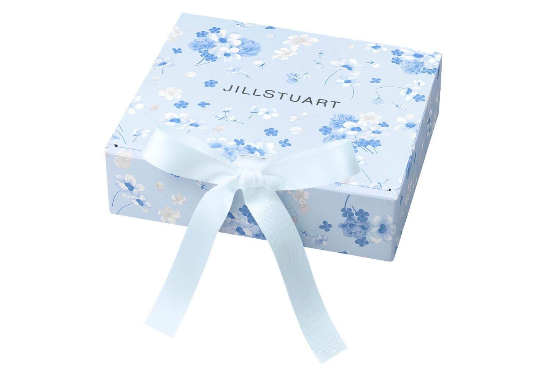ジルスチュアート プレゼントボックス(サムシングピュアブルー21) M(限定発売)