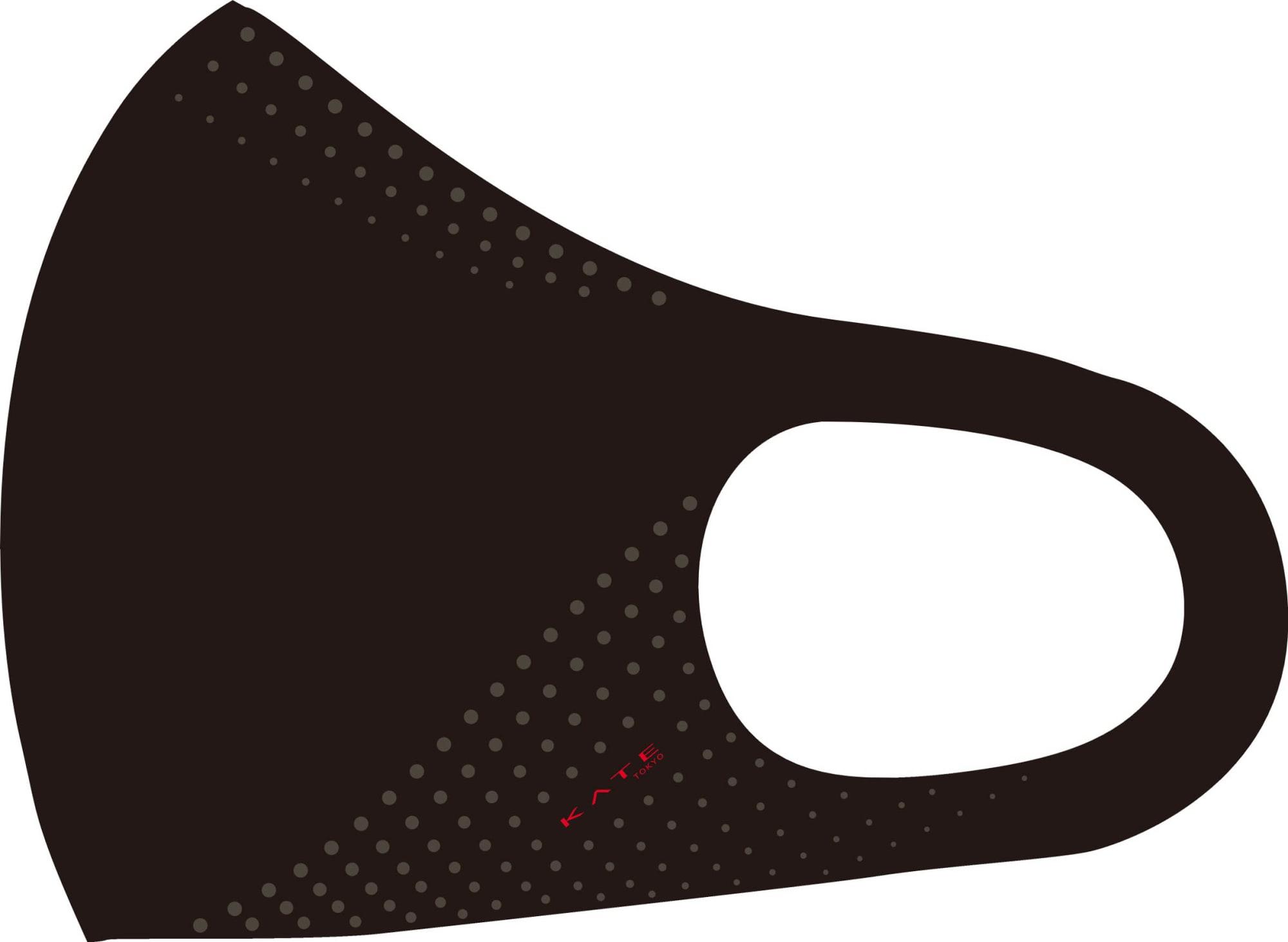 ケイト マスクⅡ(ブラック)