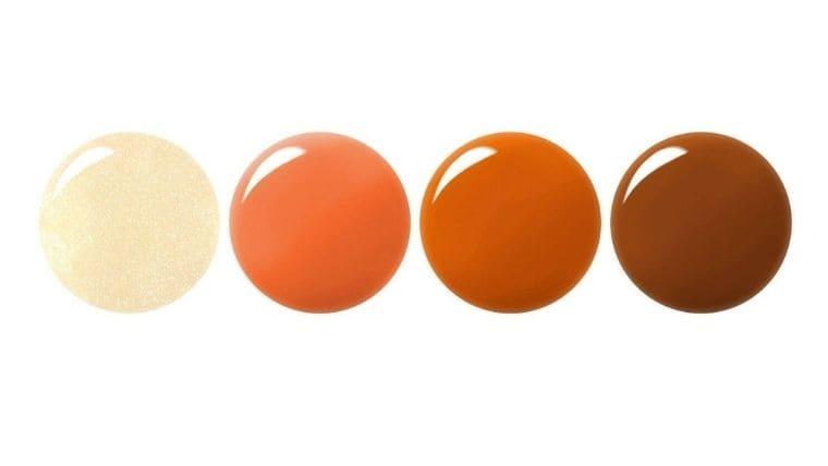 エクセル ネイルポリッシュ N(限定4色)カラーバリエーション