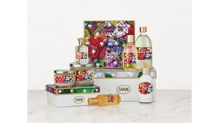 SABON × M / mika ninagawa × Hello Kitty「FLORAL BLOOMING Limited Collection」