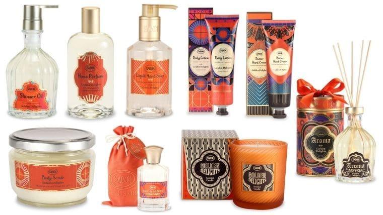 SABON【2021クリスマスコフレ《第1弾》/予約情報】チョコレート&ブラッドオレンジの香りホリデーコレクション