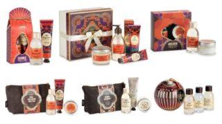 SABON【2021クリスマスコフレ《第2弾》/予約情報】ゴールデン・ディライトの香りホリデーコレクション
